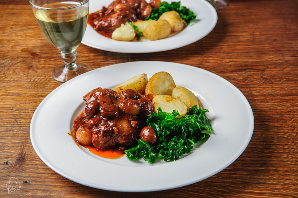Easy To Make Chicken Chasseur English Country Cooking