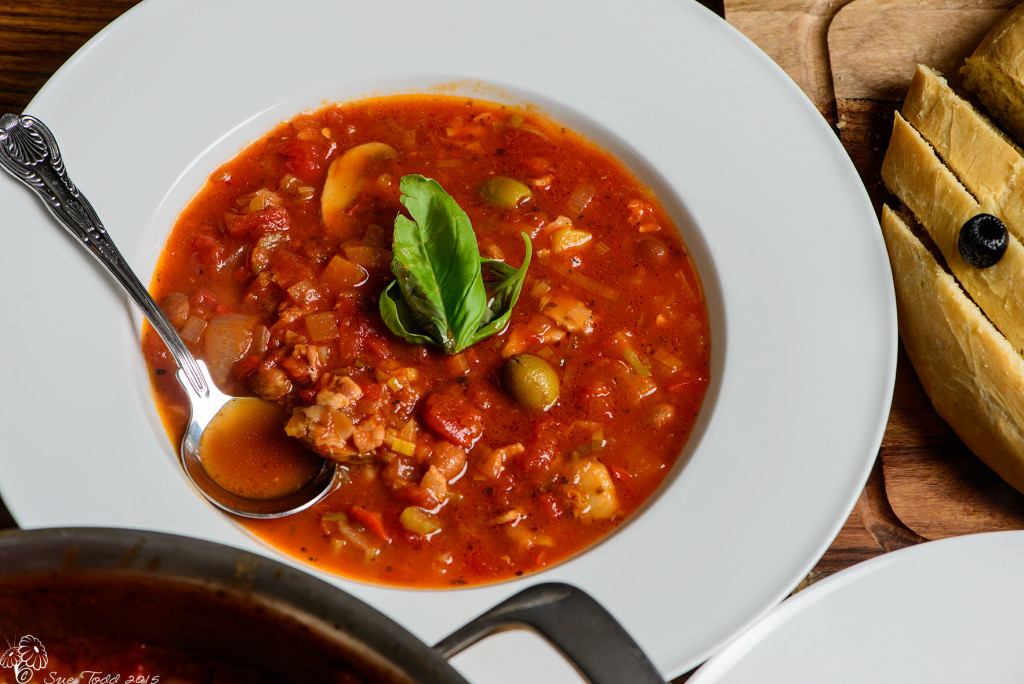 Gary's Tomato Soup - English Country Cooking