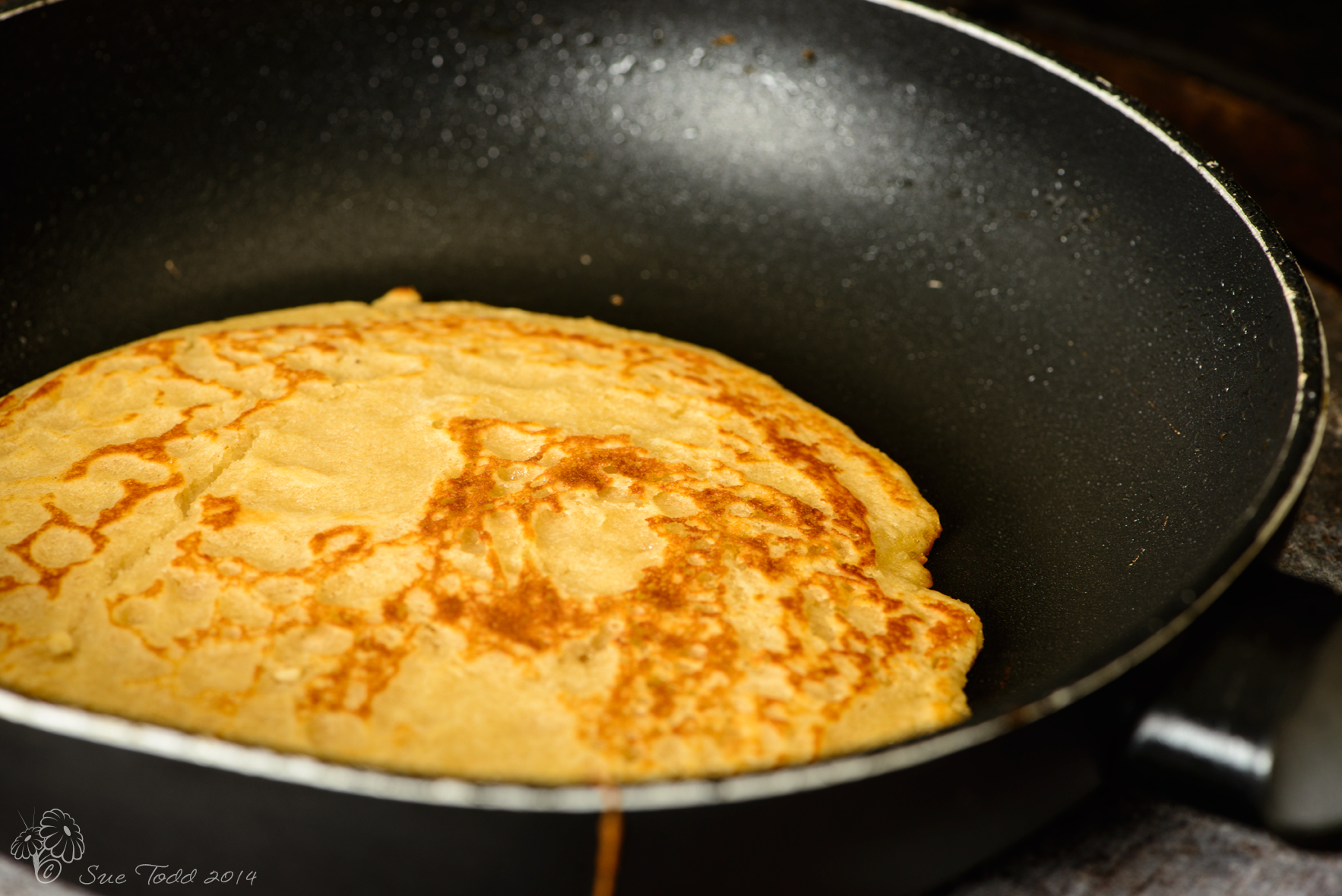 Pancakes for Breakfast © Sue Todd 2014